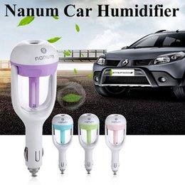 2019 cable usota toyota Nanum moda nueva mini carga portátil botella de agua humidificador de vapor difusor de niebla de aire purificador sala de oficina de coche OTH245