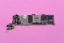 Wholesale Iphone 4s Logic Board Motherboard - Main Motherboard Logic Bare Board empty board Replacement Repair Parts for iPhone 4 4S 5G 5S 5C 6g 6plus 6S 6splus