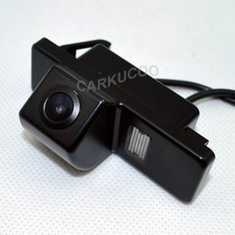 Wholesale Patrol Cars - Auto Parktronic HD Car Reverse Backup Rear View Parking Camera For NISSAN QASHQAI X-TRAIL SUNNY PATROL Peugeot 307cross 308 408
