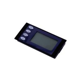Wholesale Energy Monitor Meter - Wholesale-20A Digital LED Power Meter Monitor Voltage Watt Energy Volt Ammeter Stock Offer