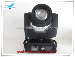 Wholesale Dj Moving Head Beams - 2Xlot hot sell zoom moving head beam 5r stage light dj effect dmx beam 200 moving head