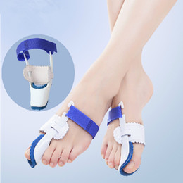 Wholesale Orthopedic Devices - Bunion Device Hallux Valgus Orthopedic Braces Toe Seperator Correction Night Foot Care Corrector Thumb Goodnight Daily Big Bone Insoles