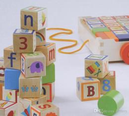 Arabaları römork çekmek için 52 büyük boy kauçuk ahşap bloklar. Okul öncesi oyuncaklar, yaklaşık 1cm kalınlığında kutunun arabanın çerçevesini çekin nereden