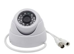 Wholesale High Resolution Dome - AHD HD Camera 720P 960P CCTV Indoor Dome IR Cameras 1MP 1.3MP High Resolution CMOS 1000TVL IR-CUT 3.6mm lens