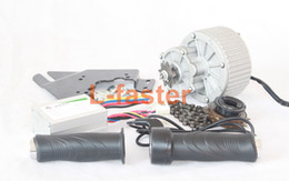 Wholesale E Bike Motor Conversion - 24V36V 450W Electric Bike Conversion Kit Electric Bicycle Motor Kit DIY E-scooter Motor Kit Convert Electric Vehicle Parts Replacements