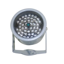 Wholesale Infrared Light For Cctv Camera - FH48 IR Light with 48 LEDS IR Night Vision Infrared For Night Vision Surveillance CCTV Camera for Street staircase infrared light
