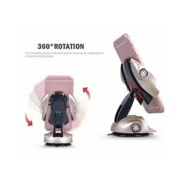Wholesale magnetic vehicles - Magnetic suction creative sports car models mobile vehicle mounts instrument desk suction-cup bracket folding can rotate 2018