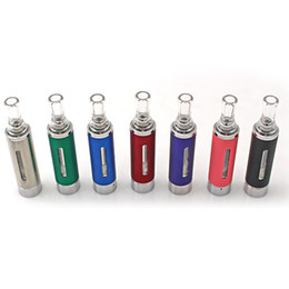 Wholesale Evod Atomiser - Ecig EVOD MT3 Atomizer E cigarette Rebuildable Bottom Coil EVOD BCC Atomiser clearomizer tank vaporizer with multi colors DHL Free