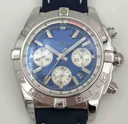 Wholesale Nice Goods - very good quality chrono working automatic 7750 men wristwatch nice beautiful watch watches