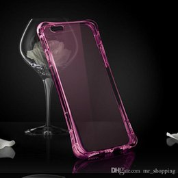 Wholesale Design Iface Cases - balloon design iface phone case TPU clear cellphone case back cover for iphone 5 5s 6 6s 6 plus with DHL free