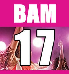 Wholesale Dance Exercise Videos Dvd - Hot Sale New Routine Course SH 17 BAM Aerobics Fitness Exercise Dance SH17 BAM17 Video DVD + Music CD Free Shipping