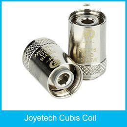 Wholesale Joyetech Ego Atomizer Head - 2016 Joyetech Cubis Coil Head BF SS316 0.5ohm 0.6ohm 1.0ohm BF-Ni 0.2ohm BF Clapton 1.5ohm For Cubis eGo Aio Cuboid Mini Atomizer