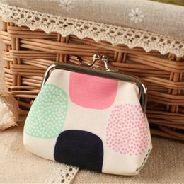 Wholesale Party Supplies Polka - Coin Purse Money Bag Leather Panelled Polka Dot Wallet Hasp Mini Coin Purses Kids Women Wallets Party Supplies 2016 Girls Children Gifts