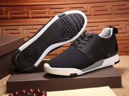 Wholesale Italian Office Shoes - Luxury Brand Male Casual Business Leather Shoes Mid Heel Plaid Designer Italian Made Men Dress Shoe Zapatos Hombre 38-44
