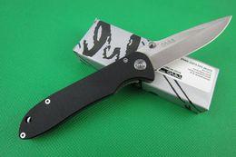 Wholesale China Tactical Knife - Hunting Knife Kershaw 1760 Skyline Knife Style China Land Folding Pocket Knife Perfect For EDC Tanto Point Xmas Gift F541E