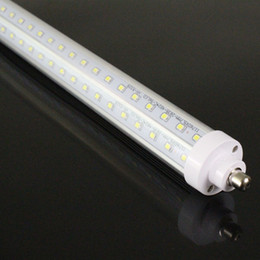 Wholesale Catching Cold - ACTION CATCH! 4FT 36W fluorescent LED tube lamp T8 G13 V-Shaped 85-265V 100lm W 1200mm 4feet tubes warm cold white Wholesale Hotsale CE ROHS