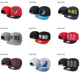 Wholesale Men Leopard Wholesale - 2016 Hot snapback hats Ball Caps blank hat diamond cap adjustable Leopard Hats baseball caps basketball Snapbacks mix order free shipping