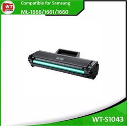 Wholesale Drum Cartridge - Samsung S1043 , 1PK TONER CARTRIDGE DRUM FOR SAMSUNG MLT-D104S ML1660 ML1661 ML1665 ML1666 ML1670 , BK 1,500 pages