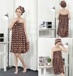Wholesale Towels Can Wear - Absorbent Microfiber Drying Bath Beach Towel Sport Soft Towel Bath Towel Set Can Wear Bath Skirt Wrapped Chest Woman Sexy 008