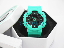 Wholesale Baby Sports - Brand AAA top quality female wristwatch baby watch all functions Sports watch with box with mannual 1pcs dropshipping