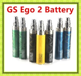 Wholesale Ego Battery B Series - EGO II 2 Battery 2200mAh Electronic Cigarette B Series Battery Lumia Edition 510 Thread E Cigarette VS Vision Spinner 3 Cuboid 150W mod