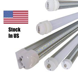 Wholesale Oem Cooler - led 4ft tube lights price fa8 r17d tubes t10 t8 8 f t shop light 1800K-9000K EXW Factory T-8 OEM ODM service