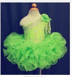Wholesale Hand Make Baby Girl Cap - Flower Girl Dress Baby Infant Toddler Children Kids Girls Pageant Evening Prom Ball Dress for Birthday Wedding Bridal Party