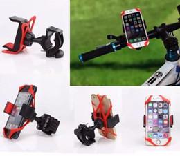 Велосипед Велосипед паук веб стенд Держатель телефона Держатель руль клип стенд кронштейн 360 градусов вращающийся для iphone 6s сотовый телефон GPS от