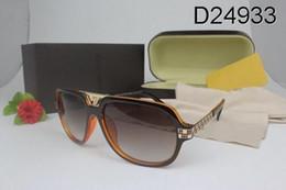 Wholesale Sheet Frames - sheet Sunglasses Women Sun glasses Retro Eyewear With Original box