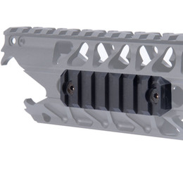 Wholesale Rail Float - New Tactical Rail Kit, 3pcs MIL_STD 1913 20mm Picatinny Rail Set for LOVA Free Float Handguard