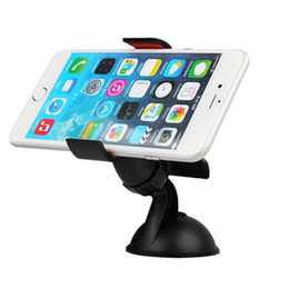 Wholesale Tomtom Gps Suction Cup - Unviersal Car GPS Navigation Suction Cup Phone Mount Holder Stand for Tomtom GPS Holder for iphone for Samsung Mobile Phone