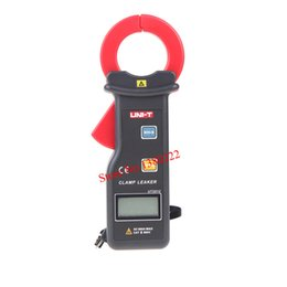 Wholesale High Sensitivity Current Meter - Wholesale-10000 Display count UNI-T UT251C RS-232 High Sensitivity Leakage Current Clamp Meters w 99 Data Logging Ammeter Multitester