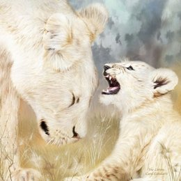 Wholesale Paint Definition - Modern Animal Art Painting Beautiful High Definition Giclee Print On Canvas Fantasy Home Decor Wall Art oil Painting Fancy1071