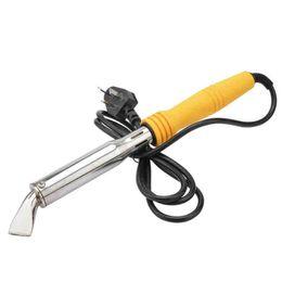 100w 150 w 200 w 220-240 V externe chauffée plat nez fer à souder électrique à tête plate fer à souder à souder ? partir de fabricateur
