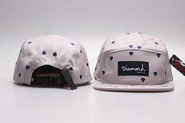 Wholesale Diamond Snap Back Hats - 2016 Summer new brand cap casquette diamond Snapback 5 Panel Hats Baseball Caps gorras Snapbacks bone Snap back swag 5 Panel Cap Hat