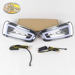 Wholesale Raptor Led - SNCN LED Daytime Running Light For Ford F-150 SVT Raptor 2010 - 2014,Car Accessories Waterproof ABS 12V DRL Fog Lamp Decoration