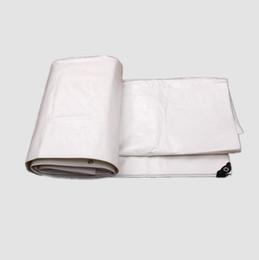 Wholesale Pe Net - Custom Size Shade Sails Waterproof canopy car cargo tarpaulin outdoor sunscreen tarp cover PE tarpaulin free shipping