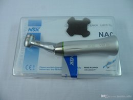 Wholesale Dental Contra Angle Implant Handpiece - NSK ER20 Dental Slow Low Speed Implant Surgical Handpiece 20:1 Contra Angle CE