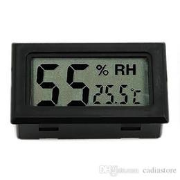 Canada Thermomètre intérieur hygromètre digital LCD mini G00190 OSTH Offre