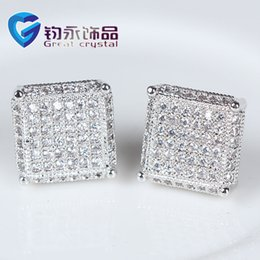 Wholesale New Factory Design - New Design Women Stud Earrings With Prong Setting Vantage Gold Earrings For Jewelry Factory Wholesale And Retail