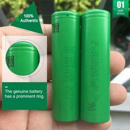 Canada 100% authentiques piles rechargeables Sony VTC5A 5A 2600MAH 40A 18650 batterie vs VTC5 VTC6 pour Ecig vw Mod Fedex livraison gratuite Offre