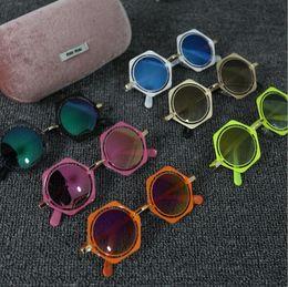 Wholesale Teen Summer - Children Pengaton Sunglasses UV400 Designer Summer New Arrival Sunglasses Teens Fashion Frame Kids sunglasses Eyewear For Free Shipping