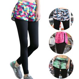 Wholesale Camouflage Stretch Pants - Camouflage Zig Zag Short Pants Print Suitable Breathable Mid Waist Super Stretch Sweat Releasing Womens Yoga Pants
