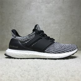 Wholesale Online Winter Sale - 2018 Discount Cheap Ultra Boost 4.0 Running Shoes Men Women Online High Quality UB4.0 Sports Shoes For Sale Free Drop Shipping