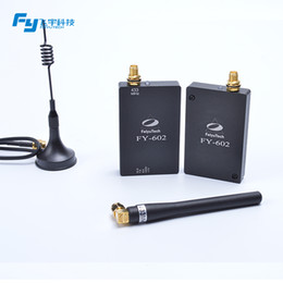 Wholesale Radio Planes - Feiyutech official store ! fy data radio transmitter for fixed wind plane X5 X8   transfer distance reach 5-10 km   FY-602