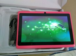 Wholesale Tablet Pc Android Blue Price - China MIT Tablet PC factory supply good price MID for student 7inch size quad core cpu