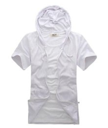 Wholesale Designer Fashion Tshirts - High Quality 2016 t shirt mens with fashionable casual short-sleeve tees men designer brand trend tshirts Hooded T-shirt free shipping