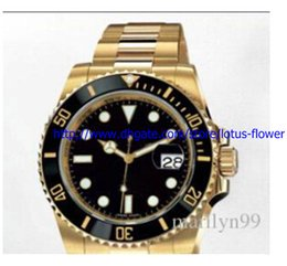 Wholesale Ceramic Watch Prices - Top Brand Lowest Prices Mens Luxury Automatic Mechanical Wristwatches AAA SUB ETA 2836 Movement 116610 Green Ceramic Dial Watch For Men Sale