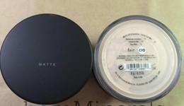 Canada Matte maquillage Minerals original Foundation Fair C10 / Assez moyen C20 / Moyen C25 / Assez léger N10 / Light W15 / Beige moyen N20 / Tan moyen cheap makeup tan Offre