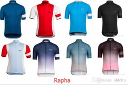 Wholesale Clothes Mtb - Rapha pro cycling jersey 2017 Cycling enthusia Bisiklet sport suit bike maillot ropa ciclismo Bicycle MTB bicicleta clothing